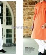 Junaid Jamshed Eid Clothes 2014 For Men 7