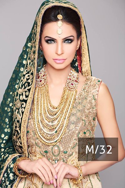 Keepsakes By Reem Bridal Jewellery Collection 2014 For Women 008