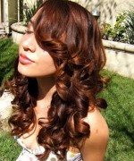 Latest And New Eid Hairstyles 2014 For Women 0011