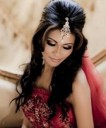 Latest And New Eid Hairstyles 2014 For Women 0012