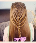 Latest And New Eid Hairstyles 2014 For Women 0014