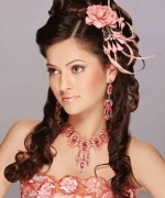 Latest And New Eid Hairstyles 2014 For Women 003