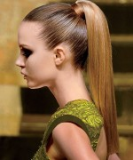 Latest And New Eid Hairstyles 2014 For Women 005