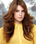 Latest And New Eid Hairstyles 2014 For Women 009