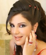 Latest And New Eid Hairstyles 2014 For Women