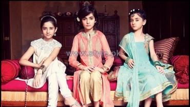 Leisure Club Kids Dresses 2014 For Eid 13