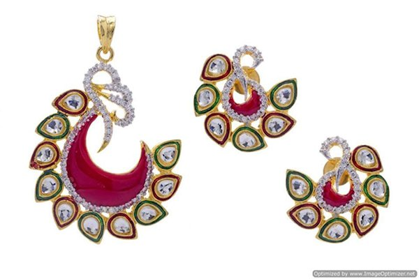 Mariam Sikander Eid Jewellery Collection 2014 For Women