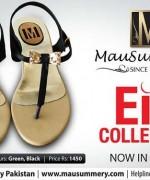 Mausummery Eid Footwear Collection 2014 For Women 001