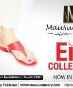 Mausummery Eid Footwear Collection 2014 For Women 002