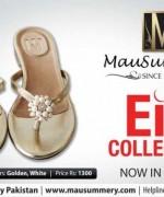 Mausummery Eid Footwear Collection 2014 For Women 004