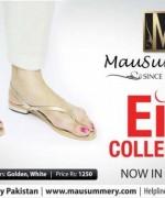 Mausummery Eid Footwear Collection 2014 For Women 005