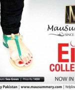 Mausummery Eid Footwear Collection 2014 For Women 006