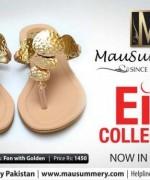 Mausummery Eid Footwear Collection 2014 For Women 007
