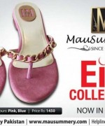 Mausummery Eid Footwear Collection 2014 For Women 008
