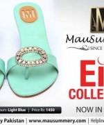 Mausummery Eid Footwear Collection 2014 For Women