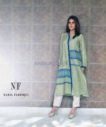 Nadia Farooqui Eid Suits 2014 For Girls 1