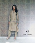 Nadia Farooqui Eid Suits 2014 For Girls 2