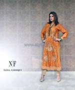 Nadia Farooqui Eid Suits 2014 For Girls 3