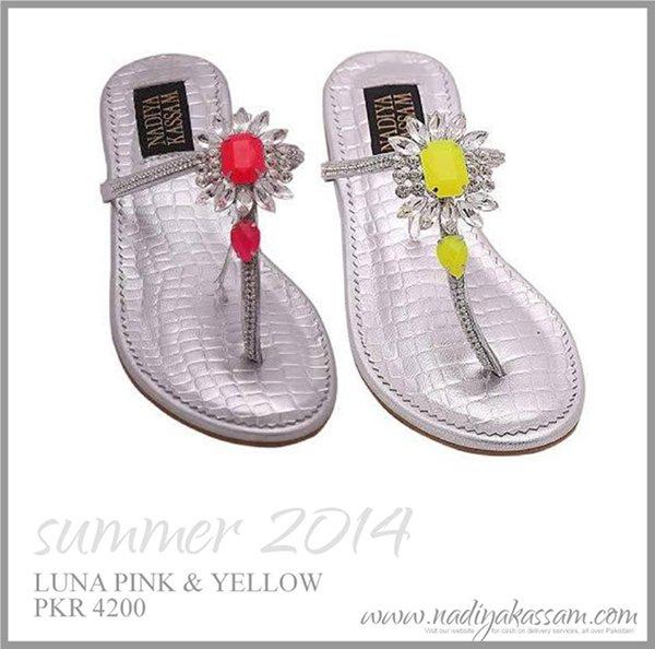 Nadiya Kassam Eid Footwear Collection 2014 For Women 004
