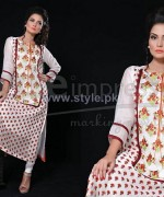 Needle Impressions Eid Collection 2014 For Girls 2