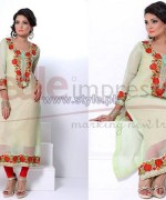 Needle Impressions Eid Collection 2014 For Women 9