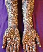 New Eid Mehndi Designs 2014 For Hands 001