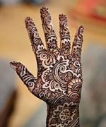 New Eid Mehndi Designs 2014 For Hands 0010