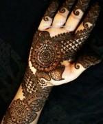 New Eid Mehndi Designs 2014 For Hands 0011