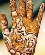 New Eid Mehndi Designs 2014 For Hands 0012
