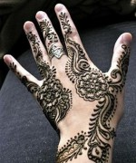 New Eid Mehndi Designs 2014 For Hands 0014
