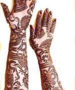 New Eid Mehndi Designs 2014 For Hands 0018