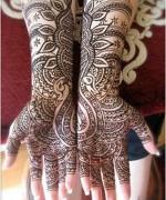 New Eid Mehndi Designs 2014 For Hands 005