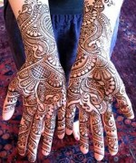 New Eid Mehndi Designs 2014 For Hands