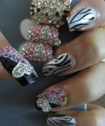 New Nail Art Designs For Eid 003