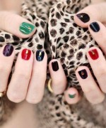 New Nail Art Designs For Eid 005