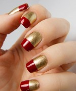 New Nail Art Designs For Eid 006