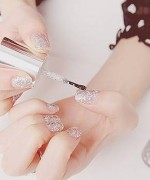 New Nail Art Designs For Eid 007