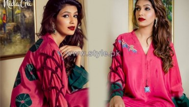 Nida Ali Rangrez Collection 2014 For Eid-Ul-Fitr 10