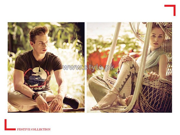 Outfitters Eid Collection 2014 For Boys and Girls 4