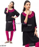 Pinkstich Ramadan Dresses 2014 For Girls 2