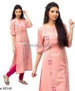 Pinkstich Ramadan Dresses 2014 For Girls 3