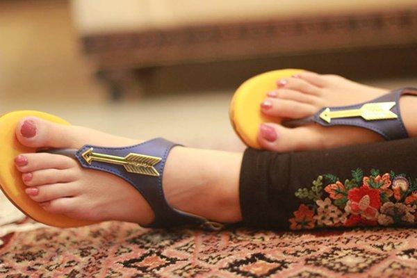 Purple Patch Eid Footwear Collection 2014 For Women 0007