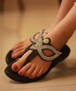 Purple Patch Eid Footwear Collection 2014 For Women