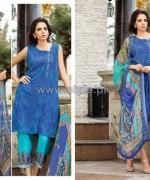Resham Ghar Chiffon Dresses 2014 For Eid 2