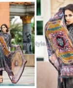 Resham Ghar Chiffon Dresses 2014 For Eid 6
