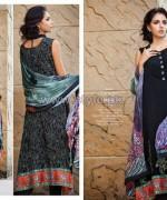 Resham Ghar Chiffon Dresses 2014 For Women 10