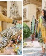 Resham Ghar Chiffon Dresses 2014 For Women 12