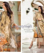 Resham Ghar Chiffon Dresses 2014 For Women 7