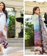 Resham Ghar Chiffon Dresses 2014 For Women 9