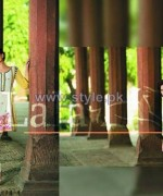 Sana Samia Eid Dresses 2014 by Lala Textiles 1